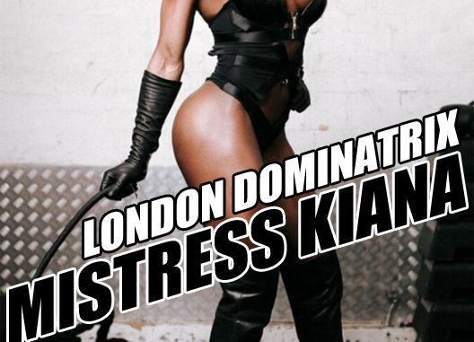 London Black Mistresses – Mistress Kiana